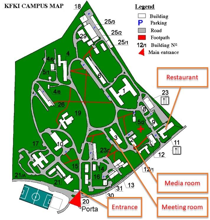 kfki térkép Zimanyi School 2015 kfki térkép