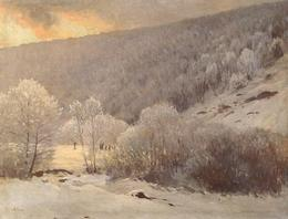 [Szinyei Merse, P.: Winter]